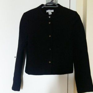 H&M black blazer in size small